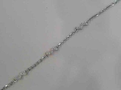 armband - REBECCA | zilver
