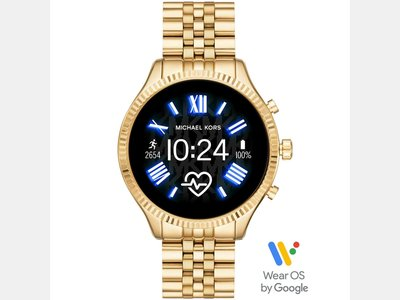 SMARTWATCH - MICHAEL KORS | plaque