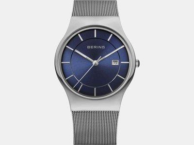 uurwerk - Bering | staal