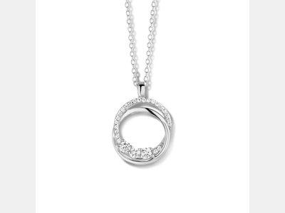 ketting met hanger - NAIOMY | zilver