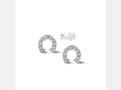oorbellen kids - ORAGE | zilver