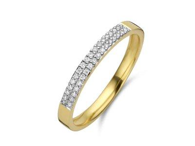 ring - BEHEYT | goud 18 kt