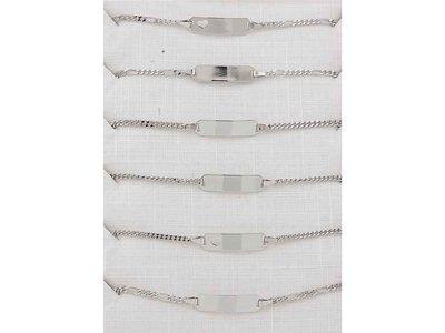 armband kids - ZELS | zilver