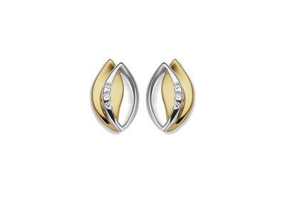 oorbellen - BEHEYT | goud 18 kt
