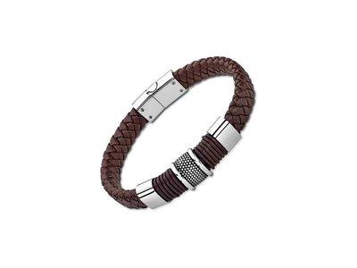 armband - LOTUS | leder