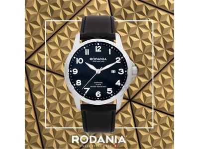 uurwerk - RODANIA | leder