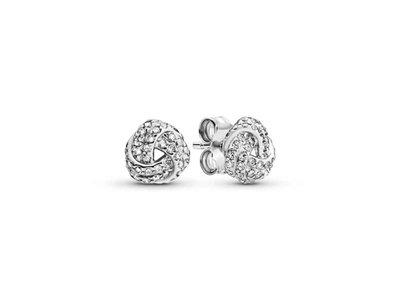 oorbellen - PANDORA   zilver