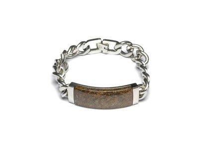 armband - GEMINI | metaal