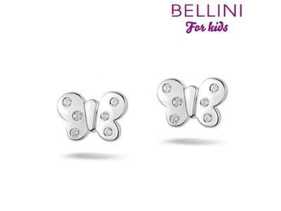 oorbellen kids - BELLINI | zilver