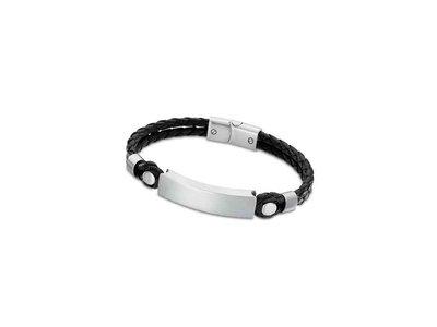 armband - LOTUS   leder