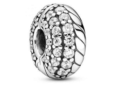 CLIP - PANDORA | zilver