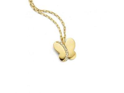ketting met hanger - NAIOMY | goud 9 kt