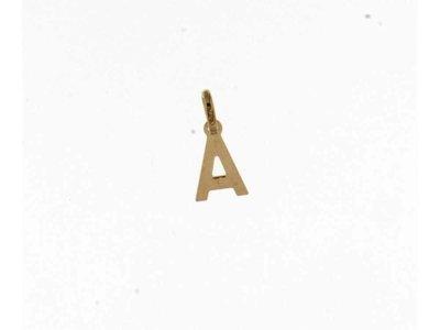 hanger - BEHEYT | goud 18 kt