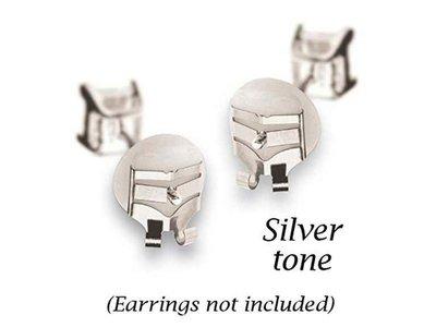 Beveiliging oorbel - ORAGE | zilver