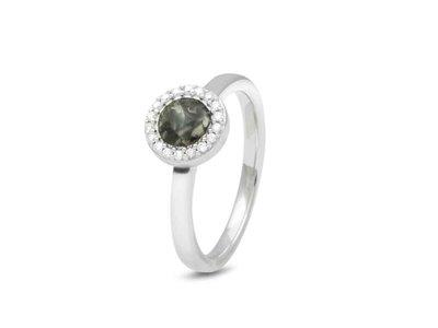 ring - PIGOU | zilver
