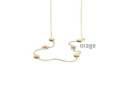 ketting met hanger - ORAGE | plaque