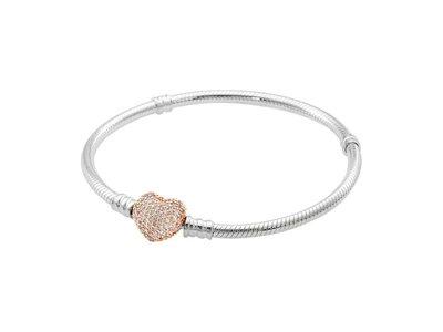armband - PANDORA   zilver