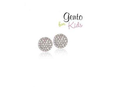oorbellen kids - GENTO | zilver