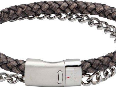 armband - UNIQUE & CO   leder