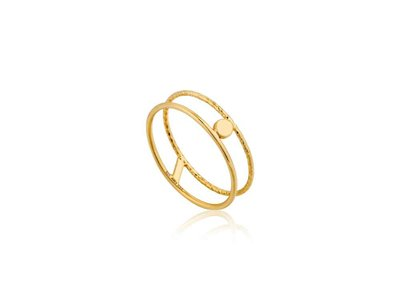 ring - ANIA HAIE | plaque