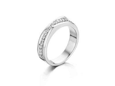 ring - BEHEYT | zilver