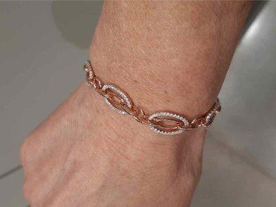 armband - S ROSE