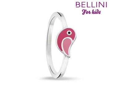 RING KINDEREN - BELLINI | zilver