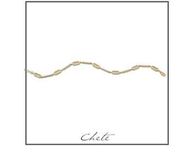 armband - CHETE | plaque
