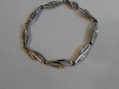 armband - SUENO | zilver