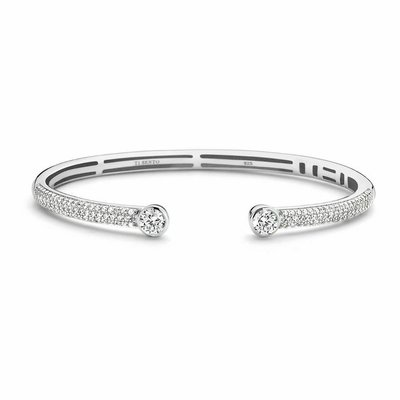 armband - TI SENTO | zilver