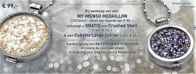JUWEEL SETJE - MY IMENSO | plaque