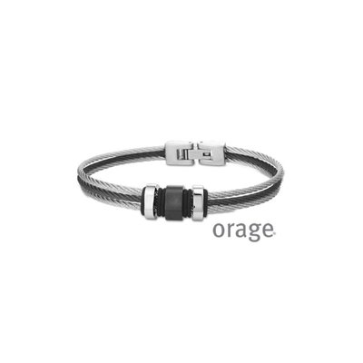 armband - ORAGE | staal