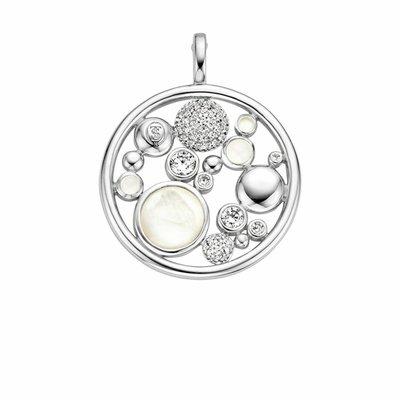 hanger - TI SENTO | zilver