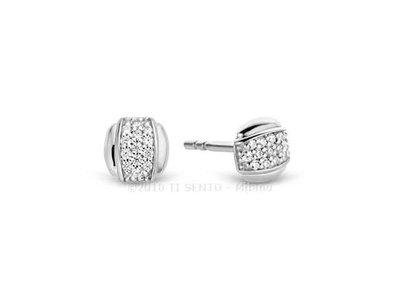 oorbellen - TI SENTO | zilver