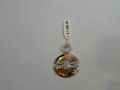 hanger - DULCI NEA | goud 18 kt