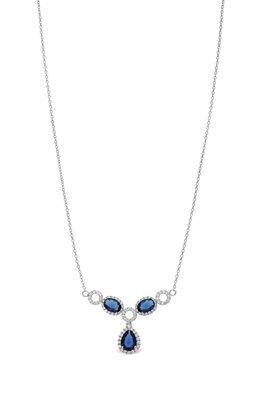 ketting met hanger - NONA | zilver