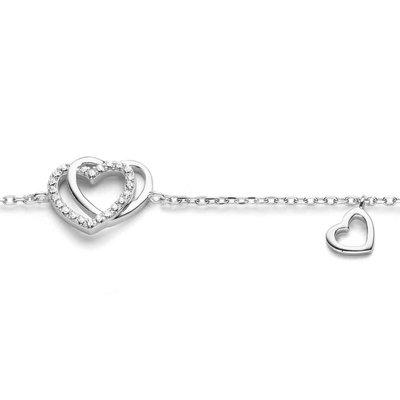 armband - BEHEYT | zilver