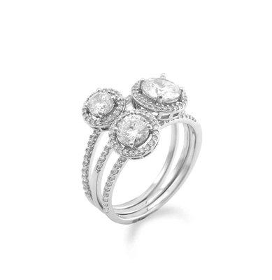 ring - ZELS | zilver