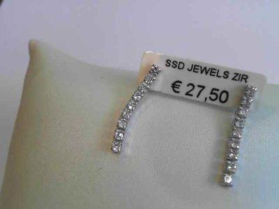 oorbellen - SSD JEWELS | zilver