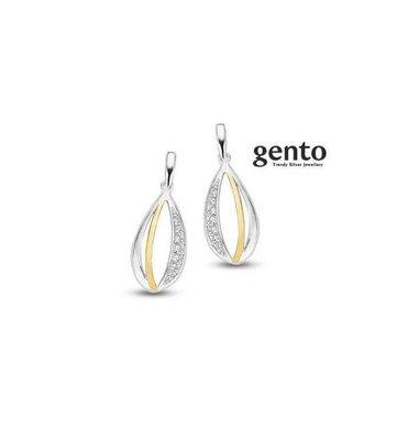 oorbellen - GENTO | zilver