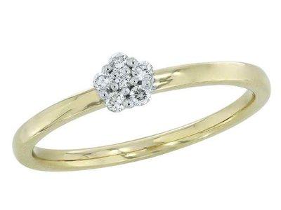 ring - J&A 1870 | goud 18 kt