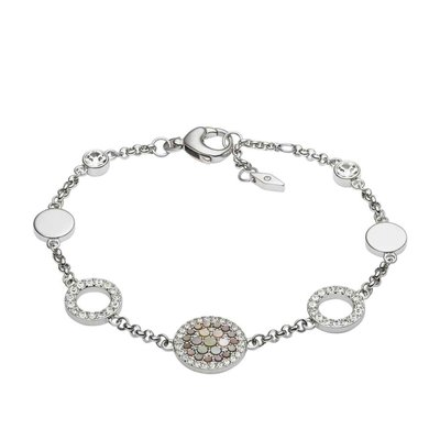 armband - Fossil | staal