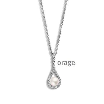 ketting met hanger - zilver | IMOTIONALS