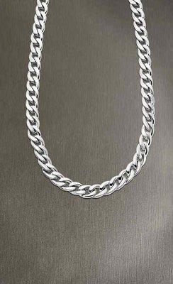 ketting met hanger - LOTUS | staal