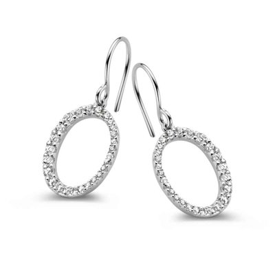 oorbellen - NAIOMY   zilver