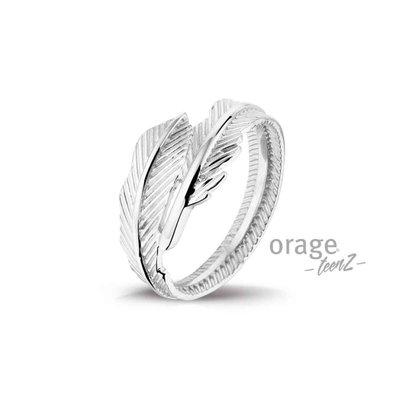 RING KINDEREN - ORAGE | zilver