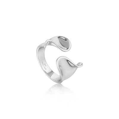 ring - ANIA HAIE | zilver
