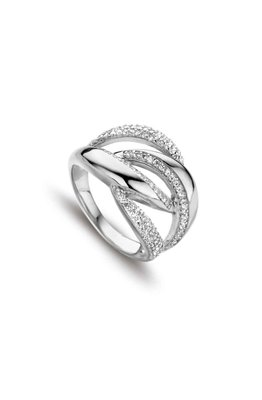 ring - S ROSE | zilver