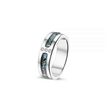 AS-RING - SEE YOU | zilver
