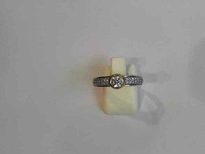 ring - CARA | goud 18 kt